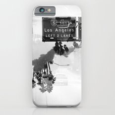Landscapes (35mm Double Exposure) iPhone 6 Slim Case