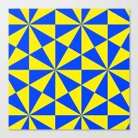 Geometry 1 Canvas Print