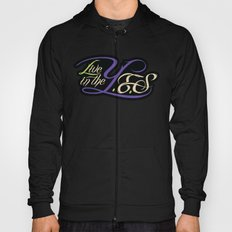 Live In The YES Logo Hoody