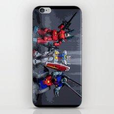 MS 0079 iPhone & iPod Skin