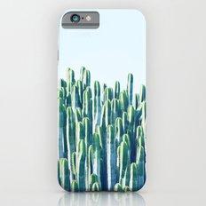 Cactus V2 #society6 #decor #fashion #tech #designerwear iPhone 6 Slim Case