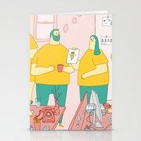 Superdoodle Stationery Cards