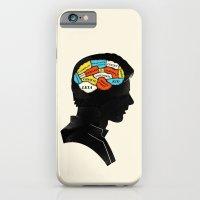 Han Phrenology iPhone 6 Slim Case