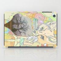 Land Fox iPad Case