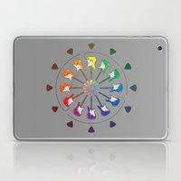 Vivid Melody Laptop & iPad Skin