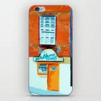 THE WELBURY iPhone & iPod Skin