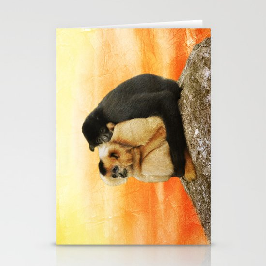 Friends Stationery Card