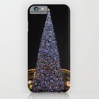iPhone & iPod Case featuring May Your Holidays Be Bright! by TS Photography
