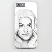 Debra Morgan Portrait (D… iPhone 6 Slim Case
