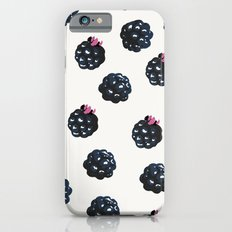 Blackberries Pattern iPhone 6 Slim Case