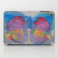 Pastel Ice Cream Butterfly iPad Case