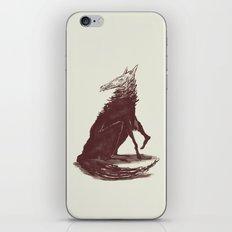 The Jackal - Dark Beasts… iPhone & iPod Skin