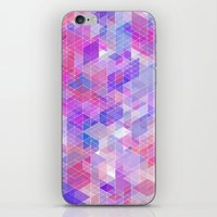 Panelscape - #10 society6 custom generation iPhone & iPod Skin