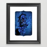 Conficker Framed Art Print
