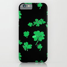 Irish Lucky Shamrock  iPhone 6s Slim Case