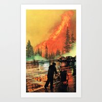 UNTITLED () Art Print