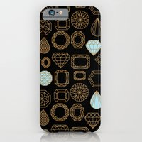 iPhone & iPod Case featuring Gems #3 by Michelle Nilson
