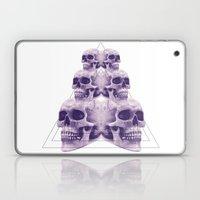 ☠ 6 skulls ☠ Laptop & iPad Skin