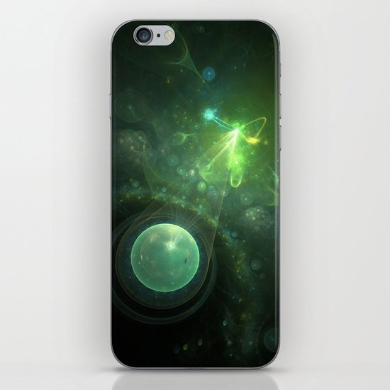 Born of the Stars iPhone & iPod Skin