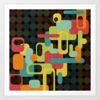 Talkin Bout My Generatio… Art Print
