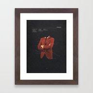 Manhood Framed Art Print