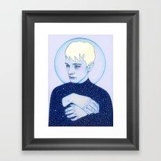 Alienated II - Sadman Framed Art Print