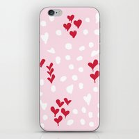 Giving Hearts Gving Hope… iPhone & iPod Skin