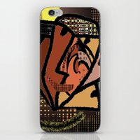 Hunters  iPhone & iPod Skin