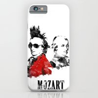 Mozart Punk iPhone 6 Slim Case