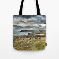 Ireland Calls Tote Bag