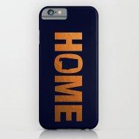 Alabama home state faux copper foil print iPhone 6 Slim Case