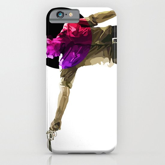 Rick from the walking dead iPhone & iPod Case