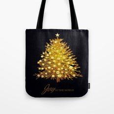 CHRISTMAS-Starry tree Tote Bag