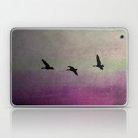 Goose Flight - JUSTART © Laptop & iPad Skin