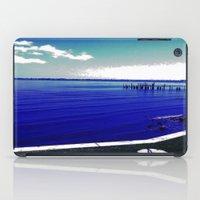 Verano Fresco iPad Case