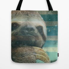 Ragin' like sloth!  Tote Bag