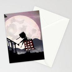 Dalek Kid Stationery Cards