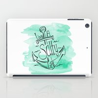 Live A Salty Life iPad Case