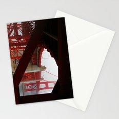 San Francisco Golden Gate Stationery Cards