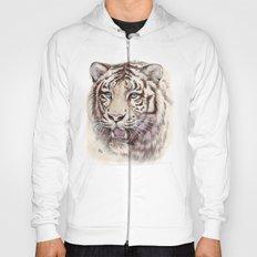 White Tiger 909 Hoody
