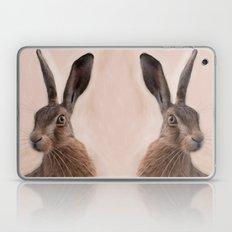 Eostre - The Hare Goddess  Laptop & iPad Skin