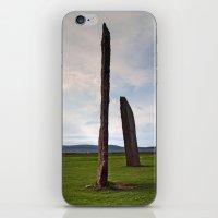 Stenness 3 iPhone & iPod Skin