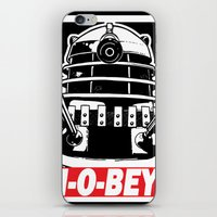 I-O-BEY '74 iPhone & iPod Skin