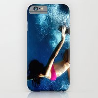 Tangled Up In Blue iPhone 6 Slim Case
