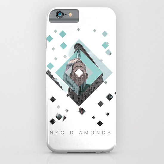 New York City Diamonds iPhone & iPod Case