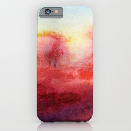 Where I End And You Begin iPhone & iPod Case