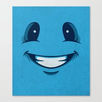 Happy Happy Canvas Print