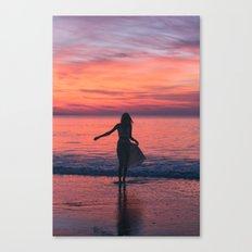 Sunrise Part 2 Canvas Print