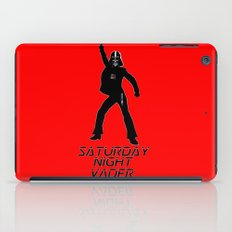 Saturday Night Vader iPad Case