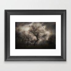 Svetlana's Tree Framed Art Print